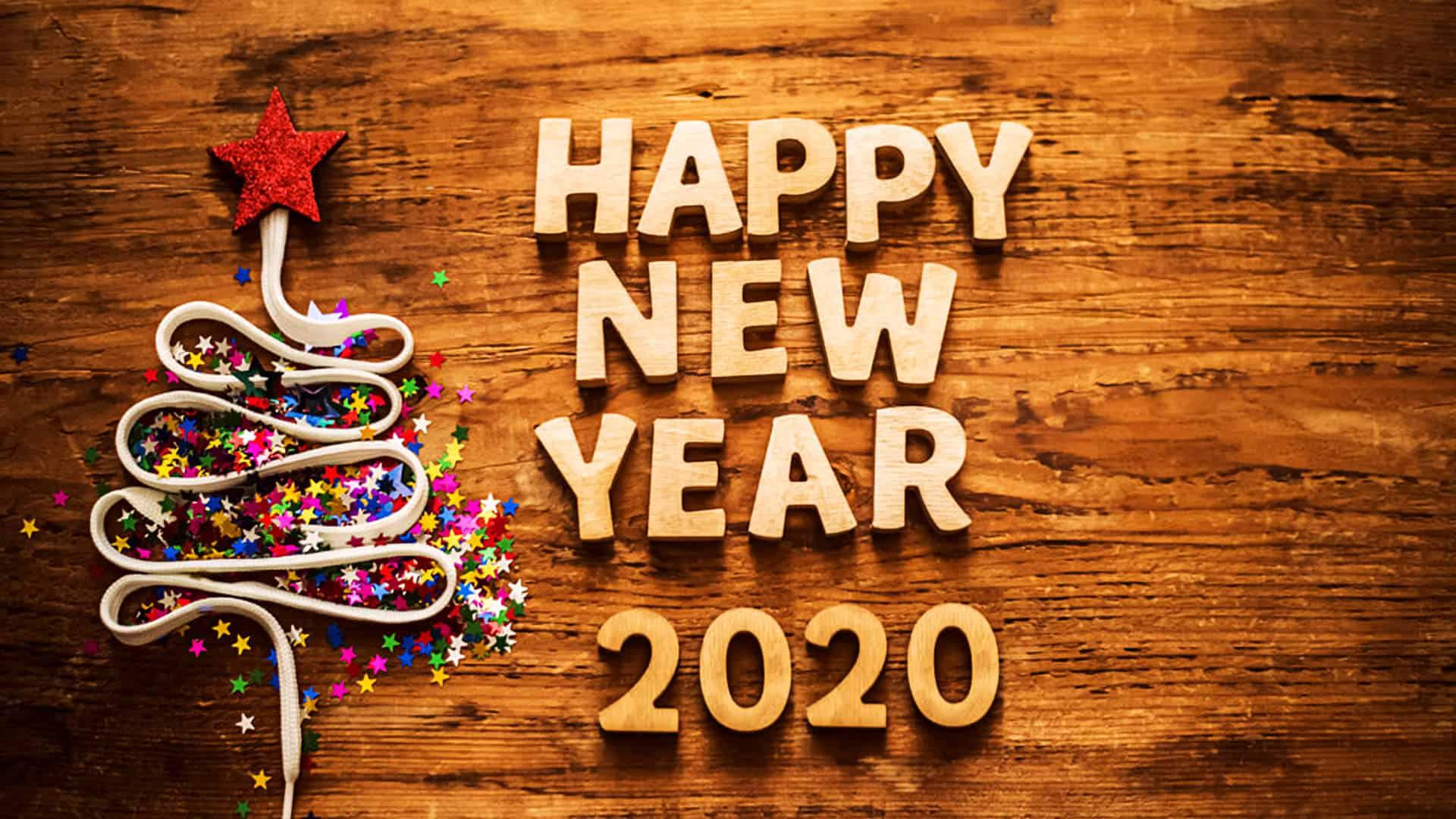Happy New Year preloader
