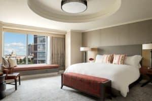 Boston-Carlton Hotel Room