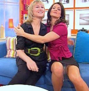 Marlene Lufen Whoops No Panties