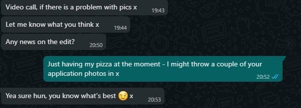 Mixed Messages first screenshot