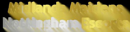 Midlands Maidens Words Logo Desktop