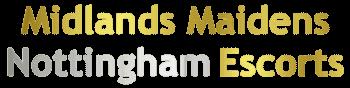 Midlands Maidens Words Logo Mobile